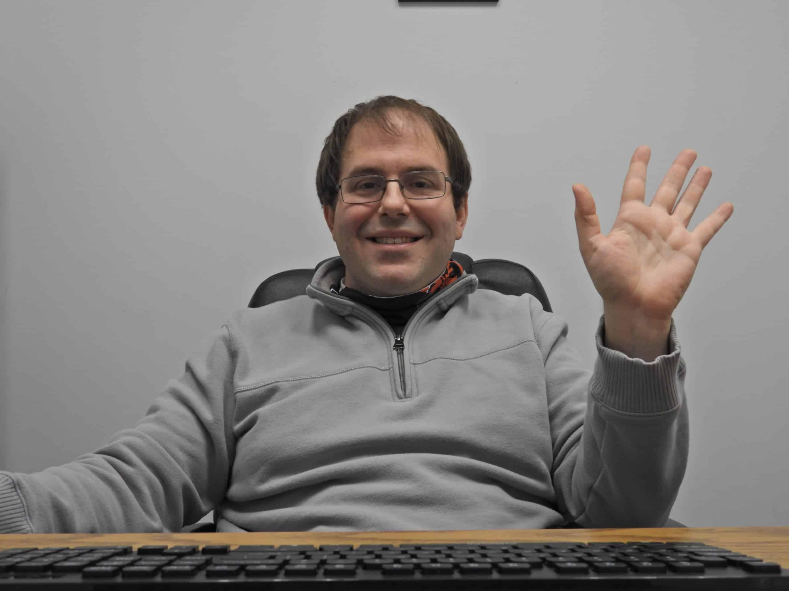 Nick Zeppetello of Zepps Computer Services